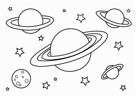 disegni da colorare e da stare per bambini disegni dei pianeti da stare e colorare per bambini
