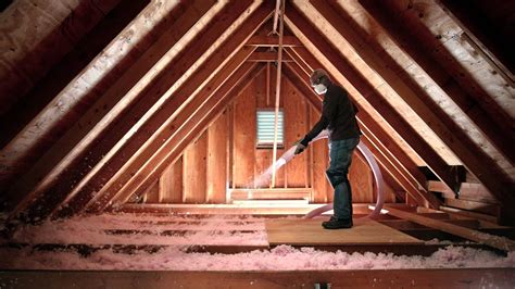 Choose Professional Attic Insulation Installers at NuHome