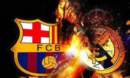 prediksi barcelona  real madrid  jadwal jam tayang