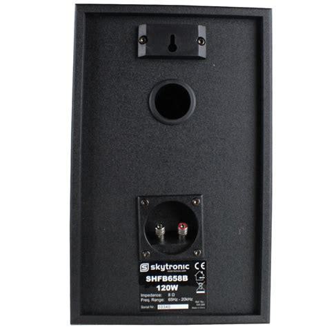 Bedroom Stereo by Pair Studio Monitor Hifi Surround Sound Stereo Passive
