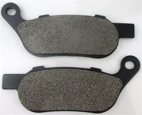 Brake Pads (rear)- Suit Dyna; Softail 08-14 (except Fxsts