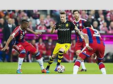 Marco Reus feels Borussia Dortmund can beat Bayern Munich