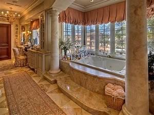 21 luxury mediterranean bathroom design ideas for Bathroom remodeling fort lauderdale fl