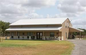 barndominium 2 story plans joy studio design gallery With barn home builders texas