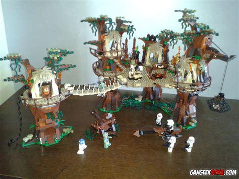 le ewok lego wars gangeek style