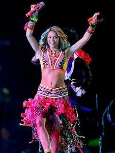 1000+ images about Shakira on Pinterest   Stage outfits ...