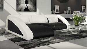 Canapé De Dos : canap s d angle cuir mobilier cuir ~ Melissatoandfro.com Idées de Décoration