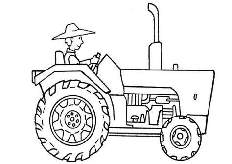 Sie bieten die macht, die landwirtschaftlichen tätigkeiten mechanisch durchzuführen. Ausmalbilder Traktor 24 | Ausmalbilder zum ausdrucken