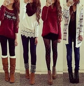 Tumblr Cute Winter Outfits | www.pixshark.com - Images ...