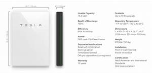 Everything You Need To Know About The Tesla Powerwall 2