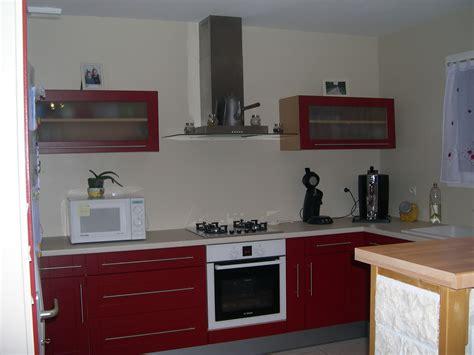 comment peindre les murs d une cuisine ma cuisine photo 1 1 nous voulions une cuisine équipée