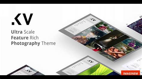 themeforest photography templates kreativa photography theme for themeforest