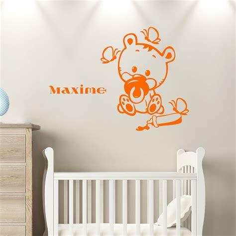 stickers chambre bébé nounours stickers chambre bb nounours stikers chambre bebe