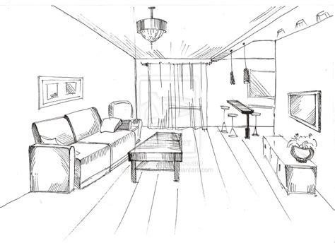 interior room sketch sketch interior by mimimiaart on deviantart