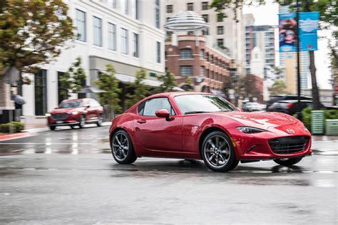 REVIEW: Mazda MX-5 Miata RF - The Roadster Gets a Hard Top ...