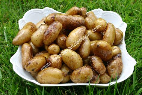 pommes de terre nouvelles saut 233 es 224 la po 234 le accompagnements