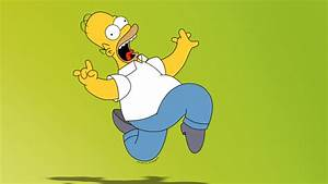Homer Simpson Wallpaper for Desktop 1920x1080 Full HD