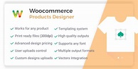 Woocommerce Products Designer Nulled v5.3.3 - Null5