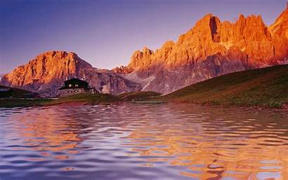 Nature Scenic Animation Europe Natural Gifs Mountain