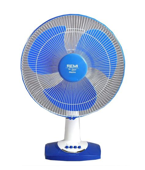 a fan com remi fans 400 mm dezire table fan hi speed price in india
