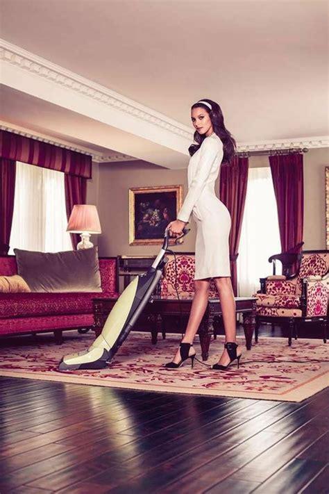Moderne Hausfrau wie sehen die moderne hausfrau und deren zuhause