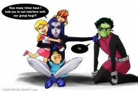 beast boy and raven beast boy and raven have a baby img00 deviantart  Beast Boy And Raven Have A Baby
