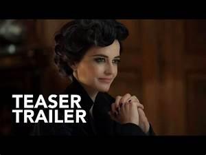 Miss Peregrine - La Casa dei Ragazzi Speciali | Teaser ...