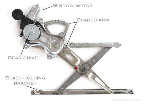 car window regulator problems  easy solutions