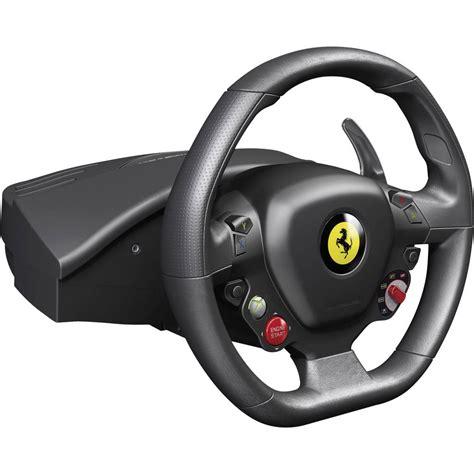 Volante Usb by Volant Thrustmaster 458 Italia Racing Wheel Usb Pc