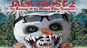 Horror Movie Review: Jack Frost 2: Revenge of the Mutant ...