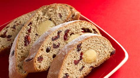 Cranberry Stollen Recipe - Renshaw Baking