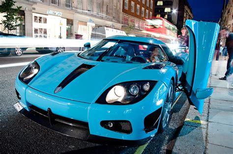 british supercar broker   delivery driver