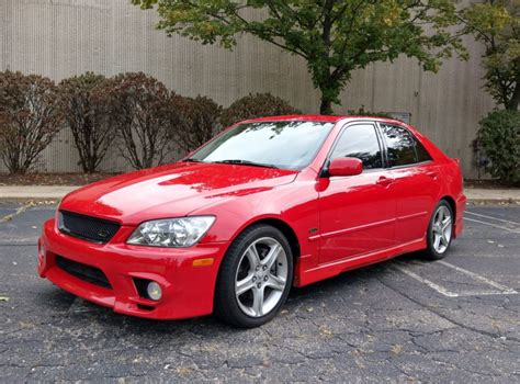 2002 Lexus Is300 by 2002 Lexus Is300 L Tuned For Sale On Bat Auctions Sold