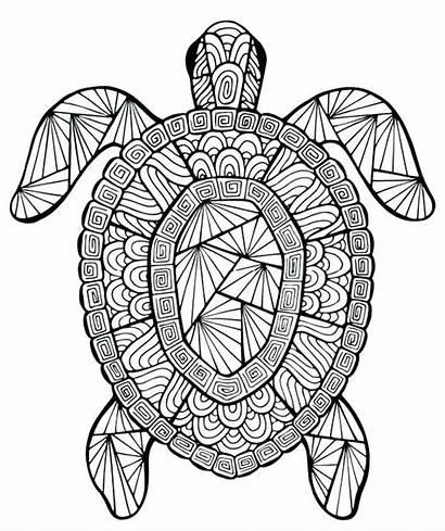 Mandala Animals Drawing Mandalas Printable Coloring Pages