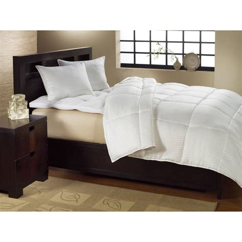 sateen 400 thread count comforter light warmth
