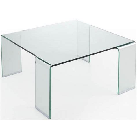 table basse verre carree image gallery matiere verre