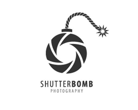 shutter bomb photography designed  vectoric brandcrowd