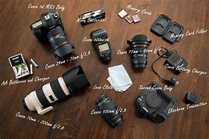 500px blog the passionate photographer community 5 for Wedding photography gear