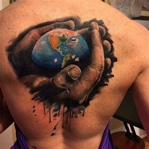 earth tattoos designs  ideas