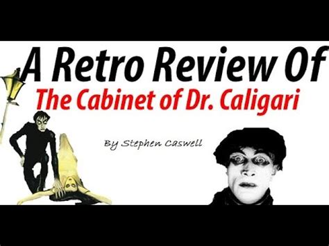 the cabinet of dr caligari summary the cabinet of dr caligari 1920 review