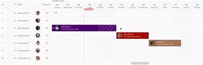 Timeline Calendar Schedule Gantt Install