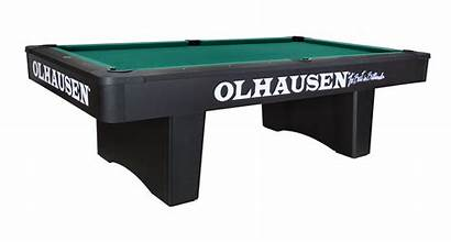 Champion Pro Pool Table Olhausen Ii Tables