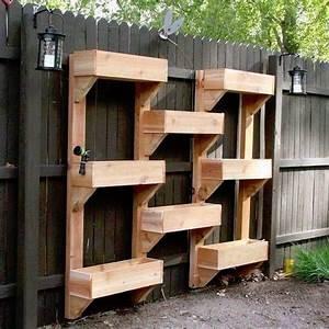 Palette Bois Pas Cher : les 25 meilleures id es de la cat gorie jardiniere bois ~ Premium-room.com Idées de Décoration