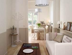 16 idees avec la couleur lin pour le salon peinture lin With quelle couleur marier avec le taupe 5 chambre taupe et couleur lin idees deco ambiance zen