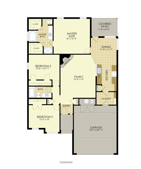 most popular floor plans june s most popular floor plan house made home