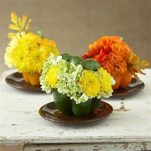 Decoration Legumes Facile : id e d coration de table avec des l gumes et des fleurs ~ Melissatoandfro.com Idées de Décoration
