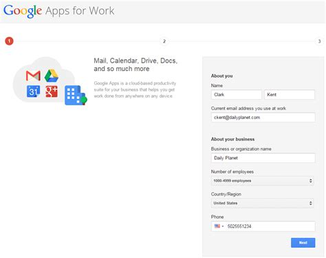 google forms sign up how to create a google apps domain in three easy steps