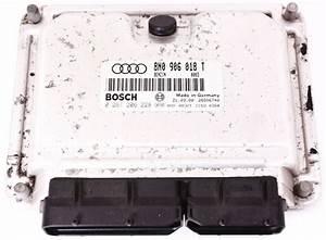 Ecu Ecm Engine Computer 2001 01 Audi Tt Mk1