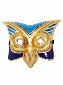 Eagle Owl Egyptian Mask - maskworld com