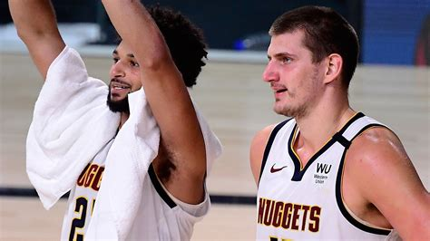 Did you know nikola jokic currently has the most assist per game among centers in nba history? Jamal Murray and I are 'like a couple', says Denver ...